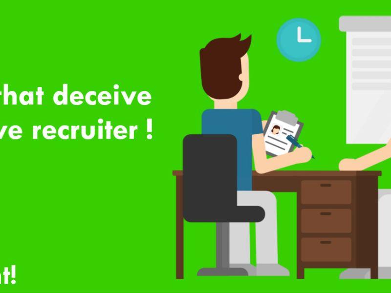 executive recruiter hiring professionals