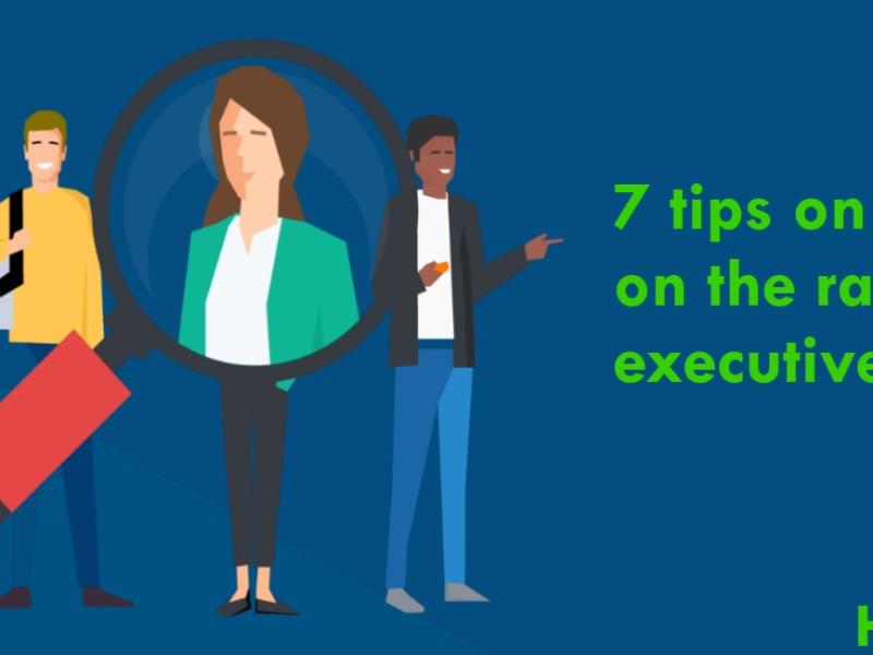 executive search recruiter consultant
