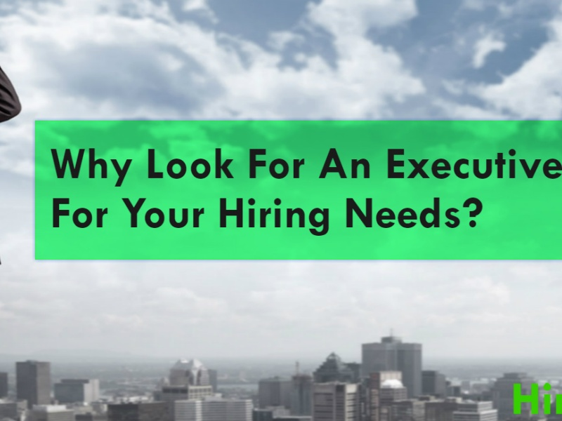 executive search firm hiring professionals